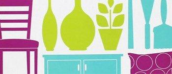 livro: step by step home design & decorating