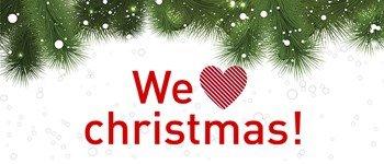 Nós ♡ o natal: os nossos favoritos!