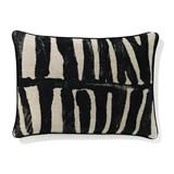 elitis zebra almofada com enchimento 40x55cm
