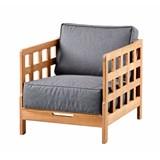 cane line square sofá individual