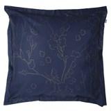 golden blue almofada decorativa 65x65
