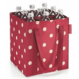 reisenthel bottlebag saco para garrafas ruby dots