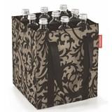 bottlebag saco para garrafas baroque taupe