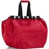 easyshoppingbag saco para compras vermelho