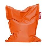 puff para criança laranja sem enchimento
