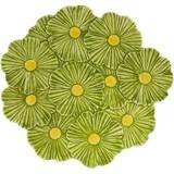 bordallo pinheiro maria flor prato marcador cosmos
