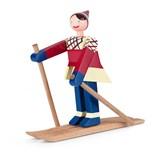 rosendahl datti a esquiadora