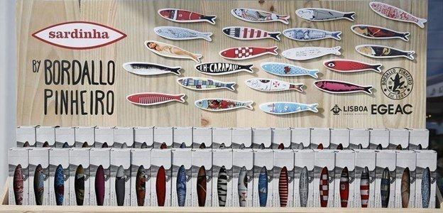 bordallo pinheiro sardinhas