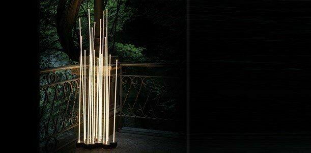 candeeiro artemide reeds