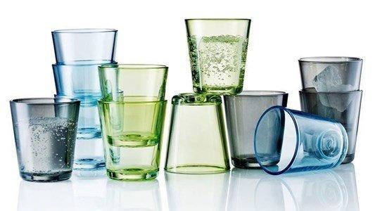 eva solo copos coloridos