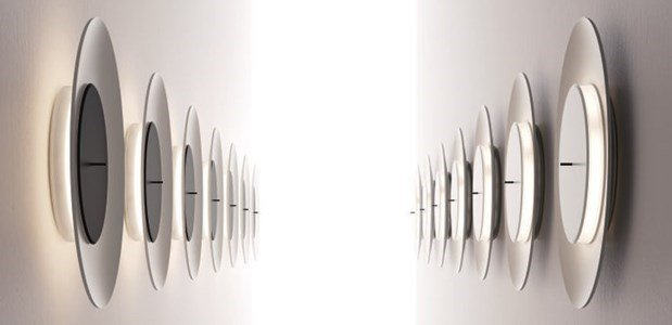 fontana arte lunaire candeeiro
