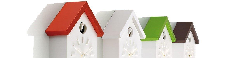 magis cu clock rel gio de cuco. Black Bedroom Furniture Sets. Home Design Ideas