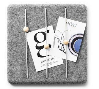 menu painel em feltro para cartas