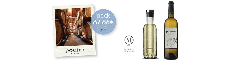 campanha tap coffrets gourmet menu cool breather vinho