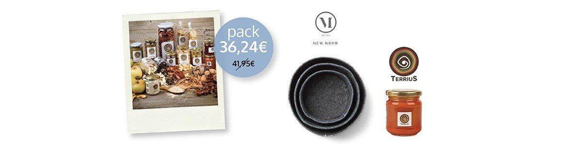 campanha tap coffrets gourmet menu new norm cestos mostarda