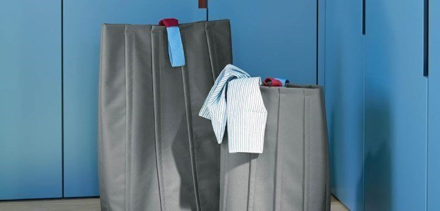 reisenthel laundry bag cinza