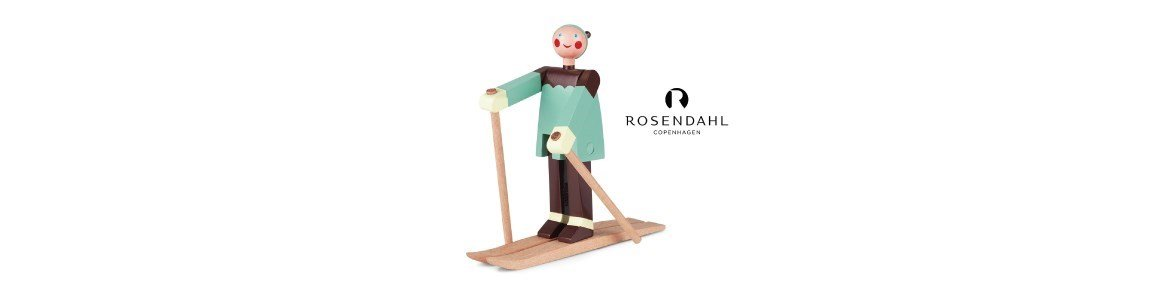 rosendal datti esquiadora