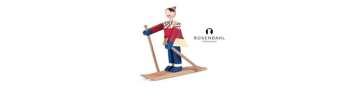 rosendal wooden figures esquiadores boje datti