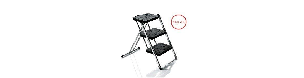magis nuovastep folding step ladder