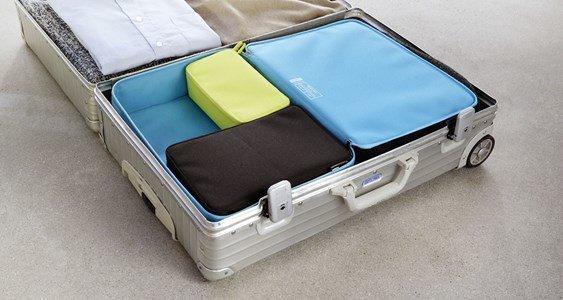 authentics travel bag