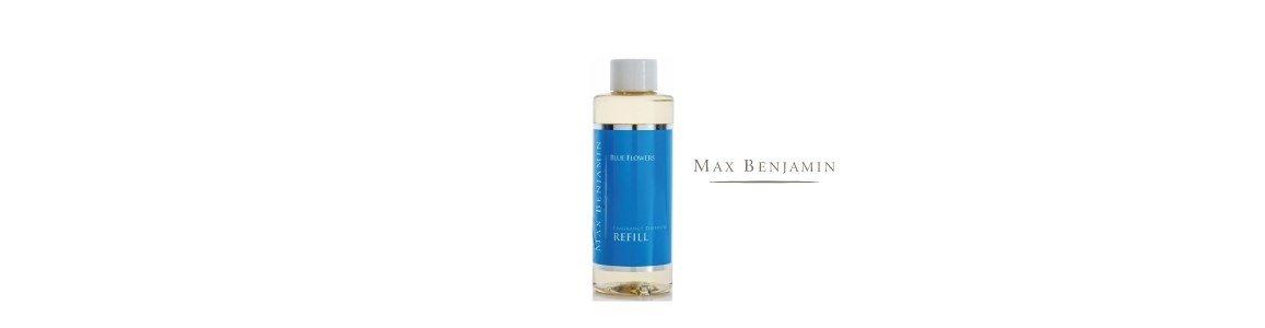 blue flowers recarga do difusor fragrancia 150ml