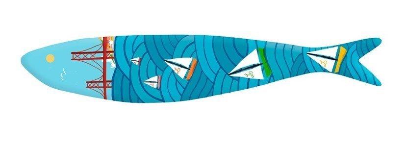 bordallo pinheiro sardinha tejo