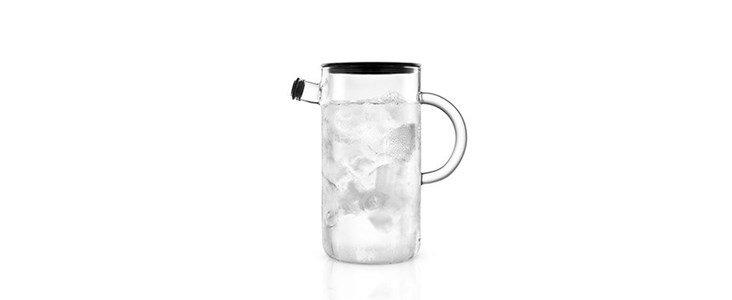 eva solo jarro em vidro agua