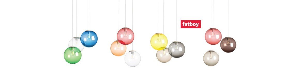 fatiboy spheremaker suspension lamps