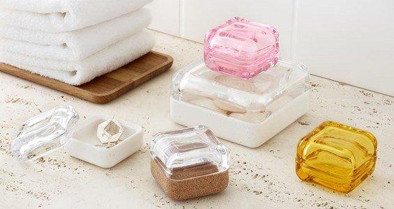 iittala caixas para joias vitriini. Black Bedroom Furniture Sets. Home Design Ideas