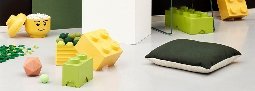 lego storage lifestyle green
