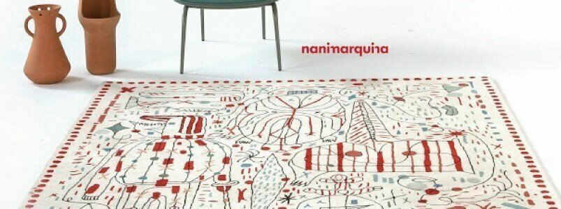 nanimarquina hayon x nani rugs 170x240