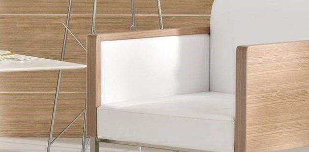 pedrali box lounge poltrona