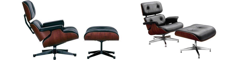 prospettive eames lounge chair