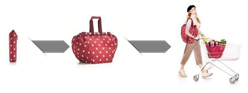 reisenthel easy shopping bag