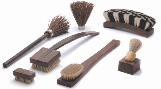 simple forms escovas