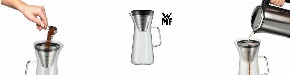 wmf coffee time cafeteira em vidro