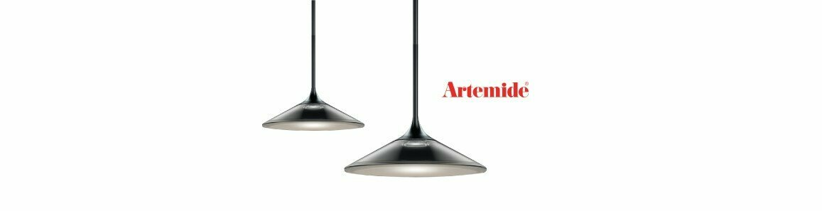 artemide orsa foster partners industrial design candeeiro