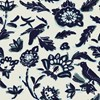 Elitis Jardin imaginaire fabric color 45