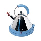 blue electric kettle