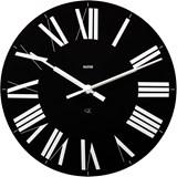 relógio de parede firenze preto