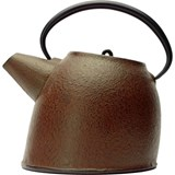 ciacapo teapot brown