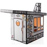 villa julia casa de cartão