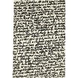 manuscrit tapete - 170x240