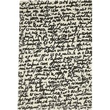 manuscrit tapete - 200x300