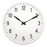 relógio de parede station wall