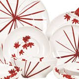 fall dinner set of 70 pieces