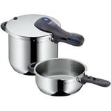 perfect plus pressure cooker 3 + 6,5 liters