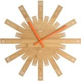 raggiante relógio de parede