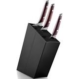 black knife stand