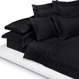 fitted sheet black 90x200